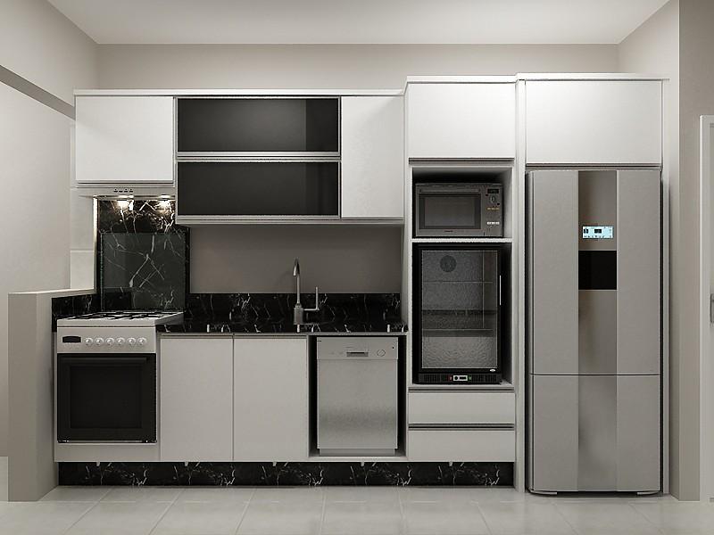 Cozinha sob medida - Móveis planejados - Florianópolis